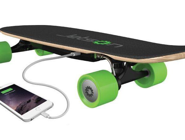 electric skateboard e punk